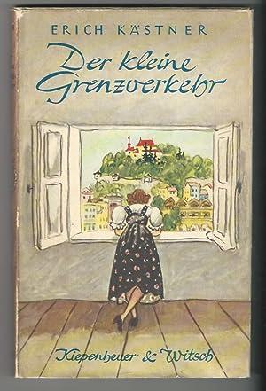 Der kleine Grenzverkehr oder Georg und die Zwischenfälle. Mit farbigen Illustrationen von ...