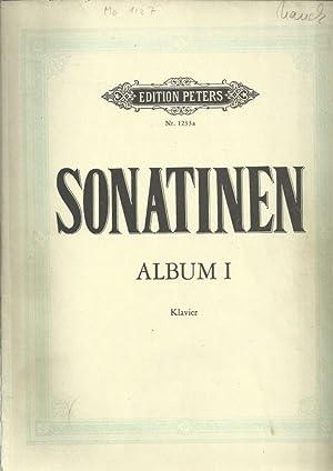 Sonatinen-Album. Eine Sammlung von Sonatinen und Stücken: Louis Köhler und