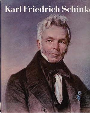 Karl Friedrich Schinkel 1781 - 1841. Aus: Schinkel, Karl Friedrich: