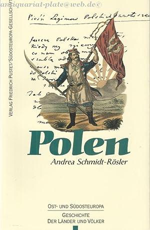 Polen. Vom Mittelalter bis zur Gegenwart (Ost- und Südosteuropa; Geschichte der Länder ...
