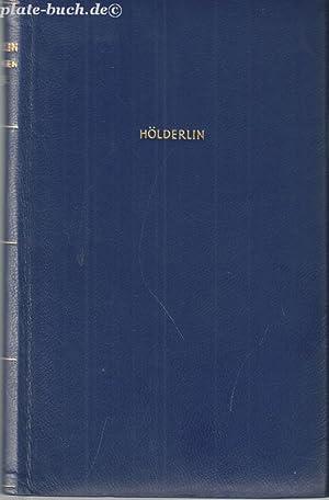 Dichtungen und Briefe.: Hölderlin, Friedrich und Hannsludwig Geiger (Hrg):