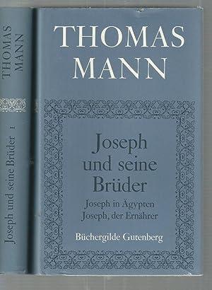 Joseph und seine Brüder. Zwei Bände. Die Geschichten Jaakobs - Der junge Joseph - Joseph ...