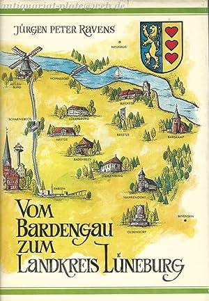 Vom Bardengau zum Landkreis Lüneburg.: Ravens, J�rgen Peter: