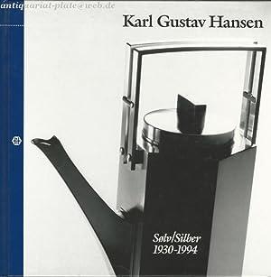 Solv/ Silber 1930-1994.: Hansen, Karl Gustav (Ill.) und Poul (Red.) Dedenroth-Schou: