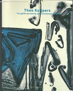 Terugblik op twintig jaar kunstenaarschap.: Kuijpers, Theo: