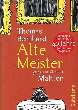 Alte Meister gezeichnet von Mahler.: Bernard, Thomas: