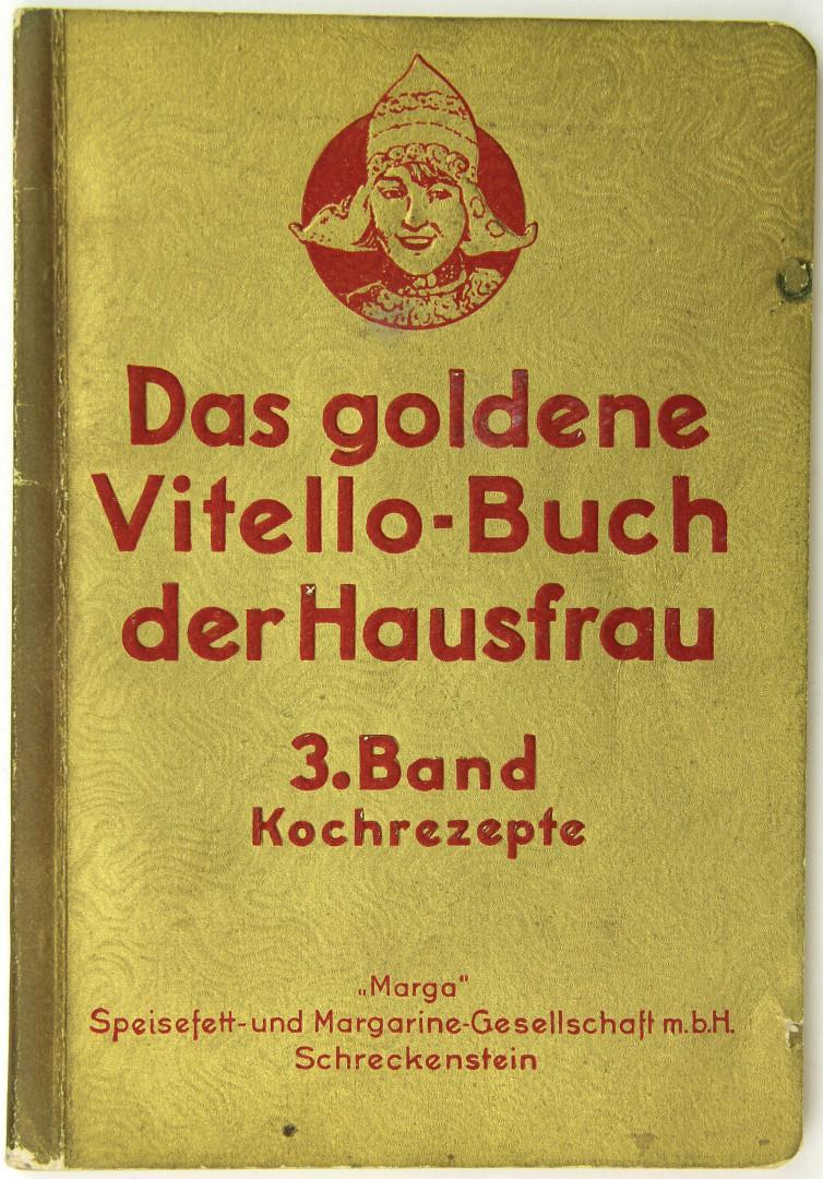 Das goldene Vitello-Buch der Hausfrau. Band 3:
