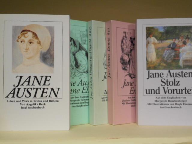 Emma; Stolz und Vorurteil; Verstand und Gefühl;: Jane Austen, Angelika