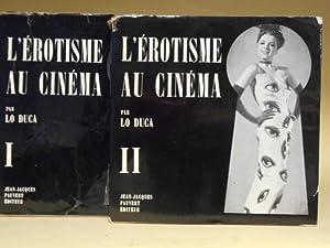 L' Érotisme au Cinéma, I & II: Joseph Marie Lo