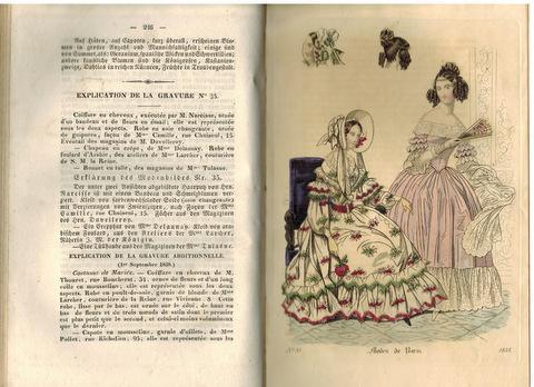 Journal des Dames et des Modes.: Lemaire, J. P.