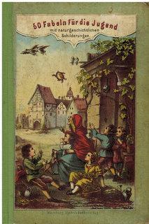 50 Fabeln für die Jugend mit naturgeschichtlichen Schilderungen.: Koller, Theod.(or):