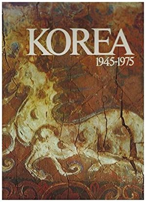 Korea 1945 - 1975. 30th Anniversary National