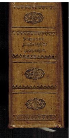 Mythologische Belehrungen in alphabetischer Ordnung brauchbar für jeden Stand und jedes Alter ...
