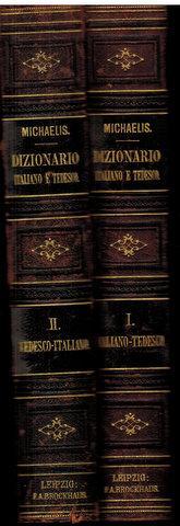 Vollständiges Wörterbuch der italienischen und deutschen Sprache mit besonderer Berü...