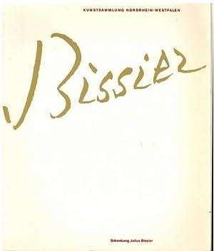 Julius Bissier. Schenkung Julius Bissier. Vorwort v.: Büchner, Joachim (Hrsg.):