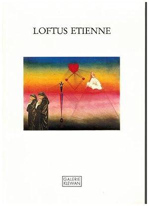 Loftus Etienne. Arbeiten auf Karton. Katalog zur: Etienne: