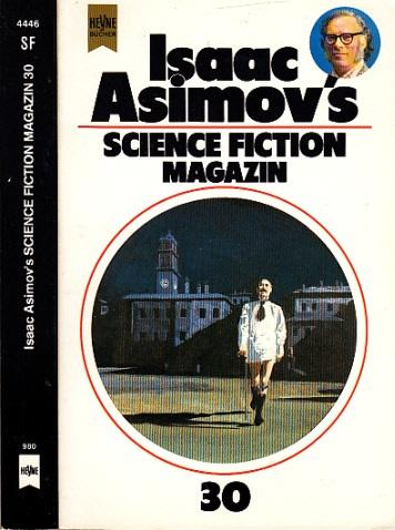 Isaac Asimov s Science Fiction Magazin 30. Folge - Wahren, Friedel;