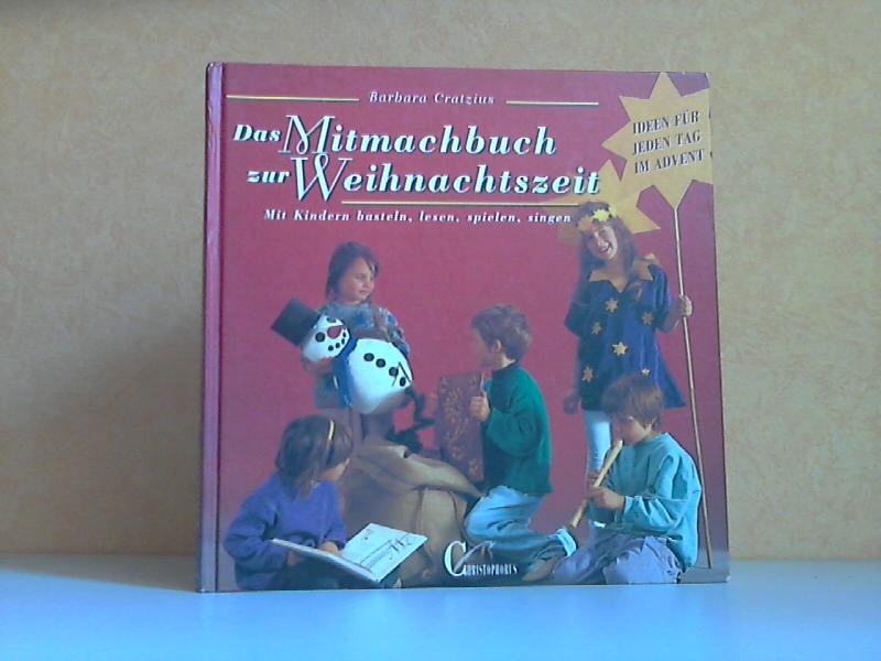 Das Mitmachbuch Zur Weihnachtszeit Mit