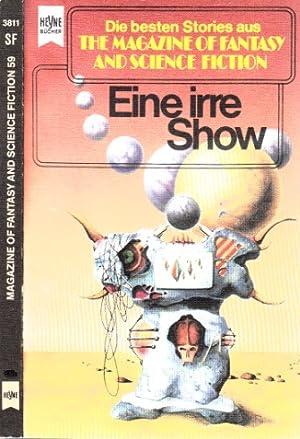 Eine irre Show - Eine Auswahl der: Kluge, Manfred;