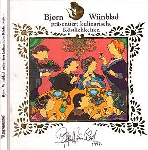 Björn Wiinblad präsentiert kulinarische Köstlichkeiten - Ein: Wiinblad, Björn;