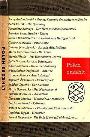 Polen erzählt - 22 Erzählungen: Hagenau, Gerda;