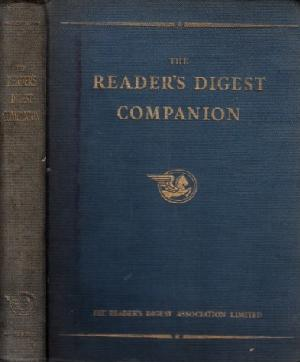 The Readers Digest Companion - A selection: Autorengruppe;