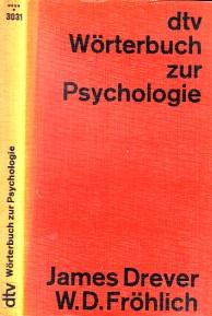 dtv-Wörterbuch zur Psychologie: Drever, James und