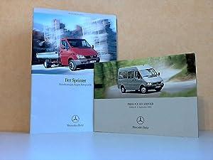 Mercedes-Benz: Der Sprinter, Pritschenwagen, Kipper, Fahrgestelle +: Autorengruppe;