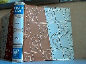 Schaubek Briefmarkenalbum Deutsche Demokratische Republik 1970 bis: Autorengruppe;