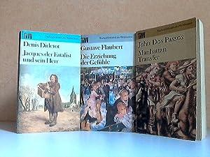 Jacques der Fatalist und sein Herr -: Diderot, Denis, Gustave