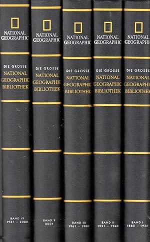Die grosse National Geographic Bibliothek Babd 1,: Birkelbach, Ralf, Jan