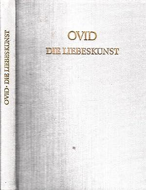OVID. Die Liebeskunst - Lateinisch und Deutsch: Lenz, Friedrich Walter;