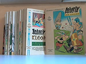 Asterix der Gallier grosser Sonderband 1, 2 + grosser Asterix-Band 3, 4, 5, 6, 7, 8, 9, 10, 11, 1...