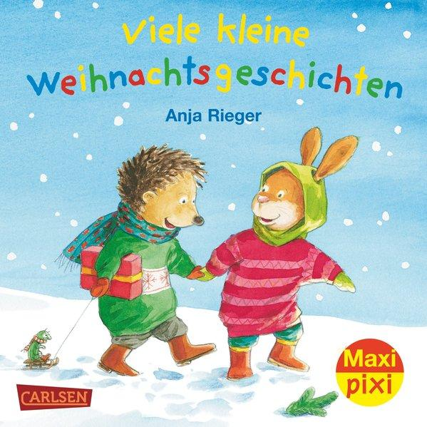 Maxi-Pixi Nr. 78: Viele kleine Weihnachtsgeschichten