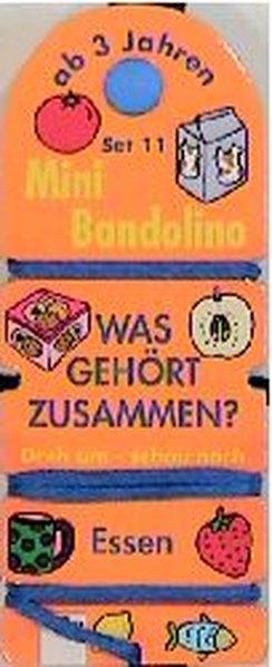 MiniBandolino (Spiele), Set.11, Essen (Spiel)