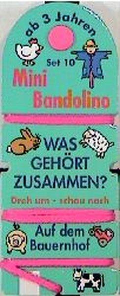 MiniBandolino (Spiele), Set.10, Auf dem Bauernhof (Spiel)