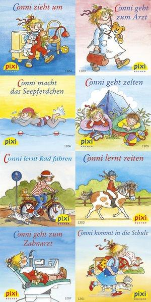 Pixi-Bücher, Nr. 1208: Conni lernt Rad fahren: Schneider, Liane: