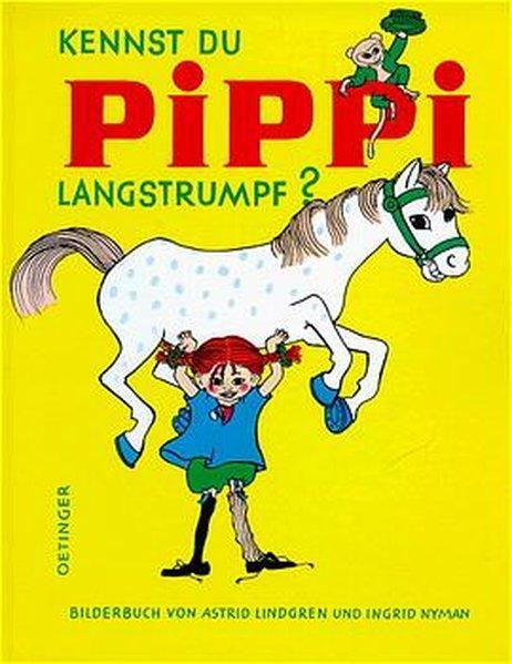 Kennst du Pippi Langstrumpf?: Lindgren, Astrid: