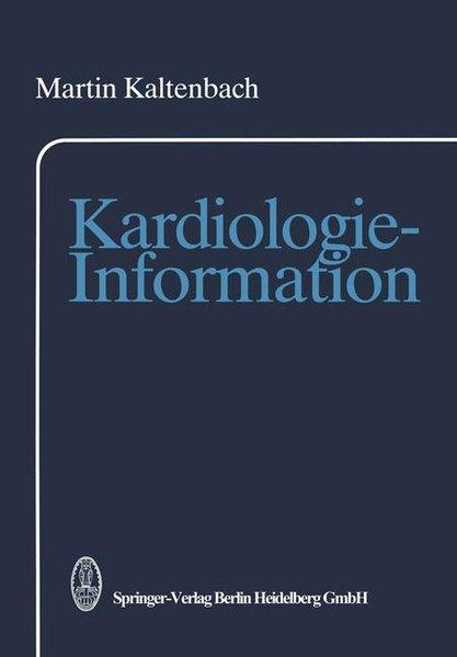 Kardiologie-Information - Kaltenbach, M.