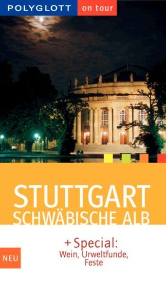 Polyglott On Tour, Stuttgart, Schwäbische Alb - Zeller, Monika