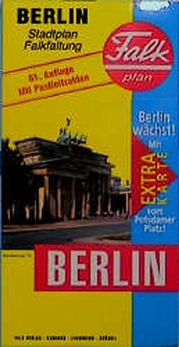 Falk Pläne, Berlin, Falkfaltung: Collectif: