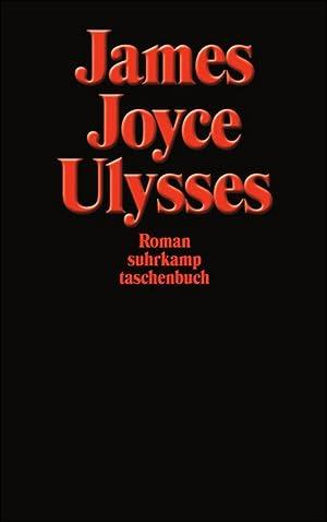 Ulysses: Roman (suhrkamp taschenbuch): Joyce, James: