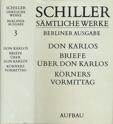 Schiller don karlos text