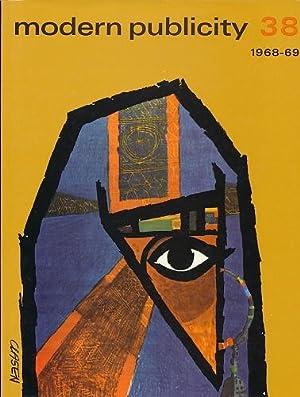 modern publicity 38, 1968/69. Englisch - französisch