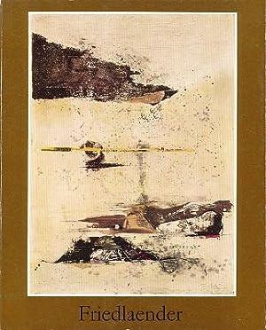Johnny Friedlaender. Katalog zur Ausstellung im Albertinum.: Friedlaender, Johnny:
