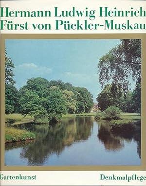 Hermann Ludwig Heinrich Fürst von Pückler-Muskau. Gartenkunst