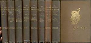 The Works of William Shakespeare. Edited by Henry Irving and Frank A. Marshall. With Notes and In...