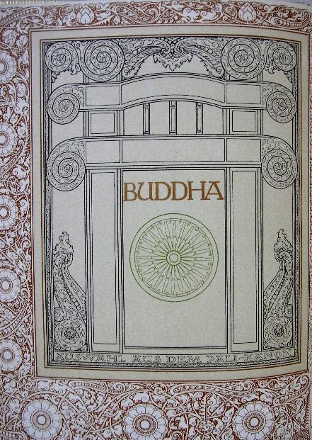 Auswahl aus dem Pali-Kanon. Dt.v. Paul Dahlke.: Behmer,M. - Buddha.