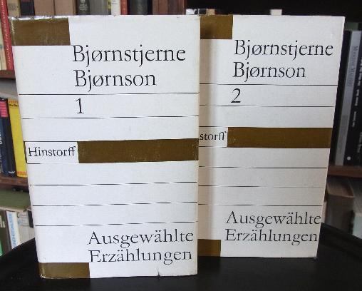 Ausgewählte Erzählungen. Hrsg.v. R.Stöbling. Dt.v. A.O. Schwede.: Bjornson, Bjornstjerne:
