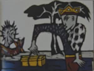 Der Teufel mit den drei goldenen Haaren.: Grimm, Gebrüder.